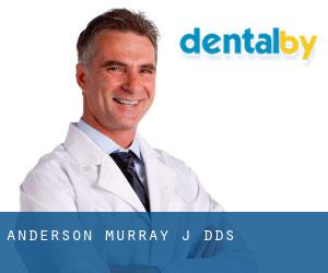 Anderson Murray J DDS