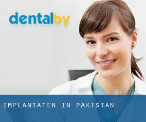 Implantaten in Pakistan