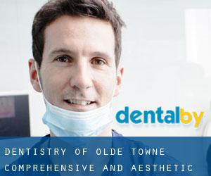 Dentistry of Olde Towne - Comprehensive and Aesthetic Restorative Dentistry of Woodstock Georgia