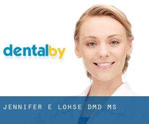 Jennifer E. Lohse, DMD, MS