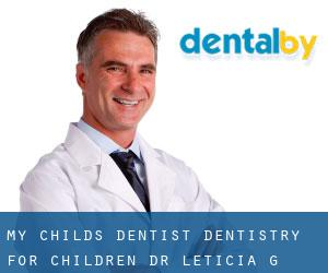 My Child's Dentist - Dentistry For Children: Dr. Leticia G Jeffords, DDS & Dr. Robert Offutt, DDS